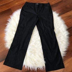 Ann Taylor Loft Wide Leg Curvy Pants